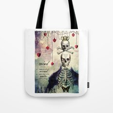 the mind Tote Bag
