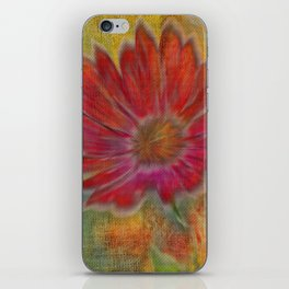Psychedelic Flower iPhone Skin
