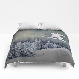 The Snowboarder Comforters
