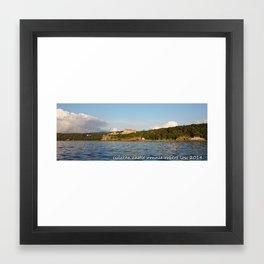 culzean castle ,scotland Framed Art Print