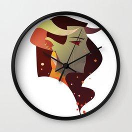 MU: Jotnar Prince 2 Wall Clock