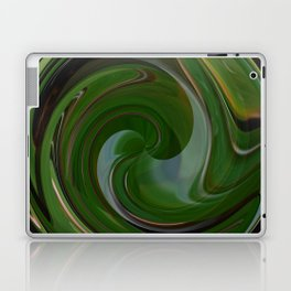 Crystal Crown Of Thorns Laptop & iPad Skin