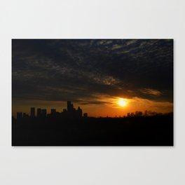 Houston. Canvas Print