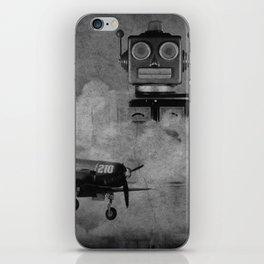 Rob-zilla iPhone Skin