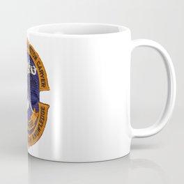 USS GEORGE WASHINGTON CARVER (SSBN-656) PATCH Coffee Mug
