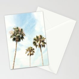 Palm Trees Please Stationery Cards