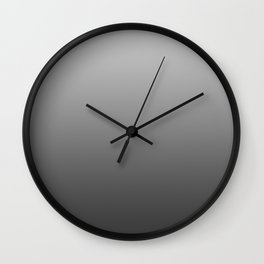 Breakfast Piggy! - One Color Ver.  Wall Clock