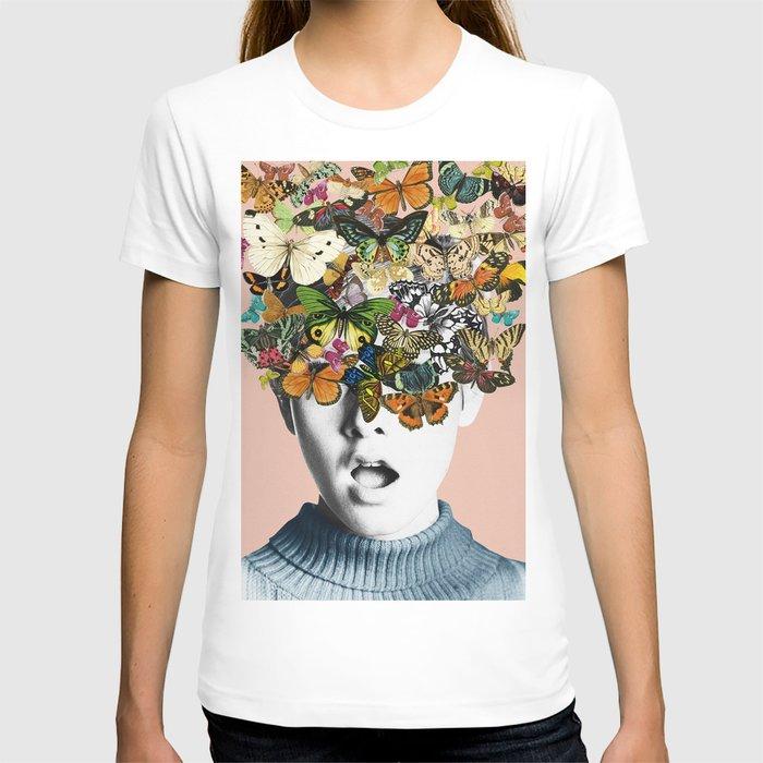 Twiggy Surprise T-shirt