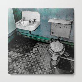 Servants' Accomodations / Wall Metal Print