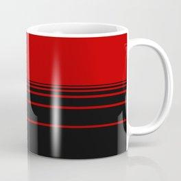 Red & Black Coffee Mug