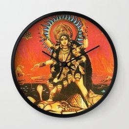 Hindu - Kali 5 Wall Clock