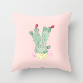 Original Summer Throw Pillow
