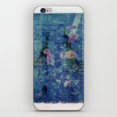 Double Exposed Nature iPhone & iPod Skin