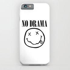 No Drama. Slim Case iPhone 6s