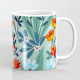Wonderful Spring Flowers I Coffee Mug