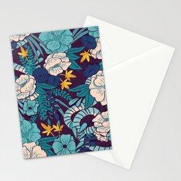 Jungle Pattern 003 Stationery Cards