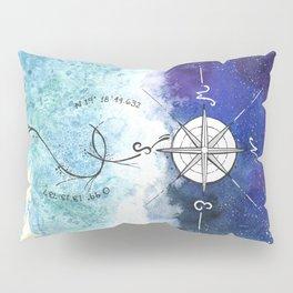 Anchor and the horizon Pillow Sham