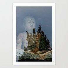 Reflectant Art Print
