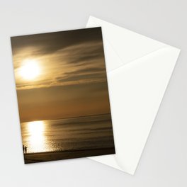 Sunset at Sea III - The Netherlands  Stationery Cards