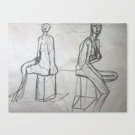 The Women | Canvas Print