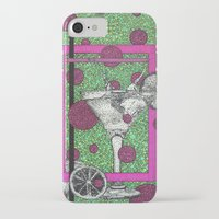 drink iPhone & iPod Cases featuring Drink by Aimee Alexander