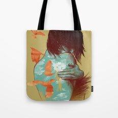 See It Through Tote Bag