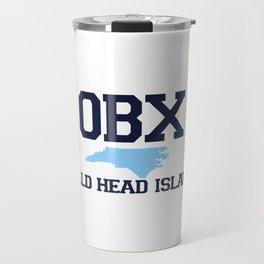 Bald Head Island. Travel Mug