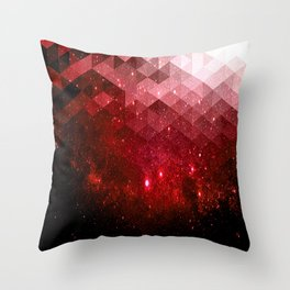 HELL & BACK Throw Pillow