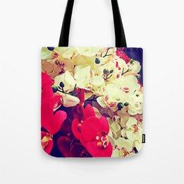 Orchidea boom Tote Bag