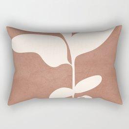 Little Leaves II Rectangular Pillow