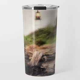 The Light Will Guide You Travel Mug