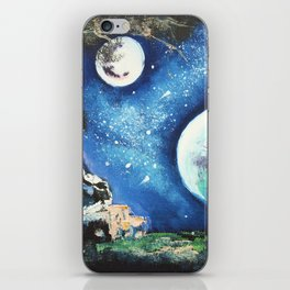place for dreaming iPhone Skin