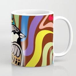 Sparrow Bird Coffee Mug