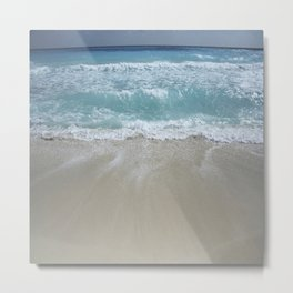 Carribean sea 5 Metal Print