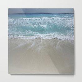 Carribean sea 5 Metal Print