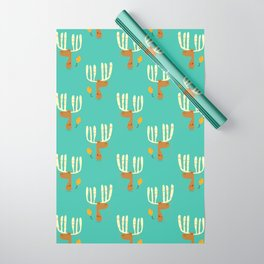 A moose ing Wrapping Paper