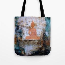 Buddha Mandala Tote Bag