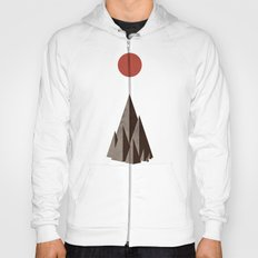 Minimal Mountains Hoody