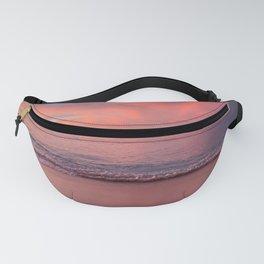 Beautiful Pink Bahamas Sunset Fanny Pack
