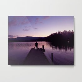 Getting Back With YOU Metal Print