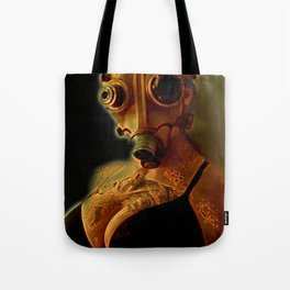 Breathe Deeply Tote Bag