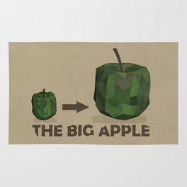The Big Apple Rug