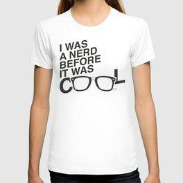 Nerd? Cool? T-shirt