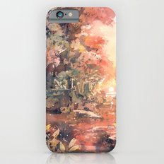 Sunset Forest Slim Case iPhone 6s