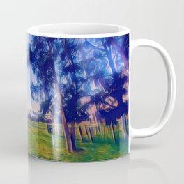 Empty park  Coffee Mug