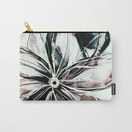b floral Carry-All Pouch