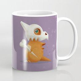 104 Cubone Coffee Mug
