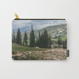 Wasatch Mountains, Utah Carry-All Pouch