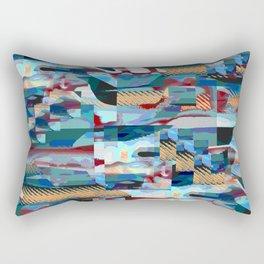Caustic Gloom Rectangular Pillow
