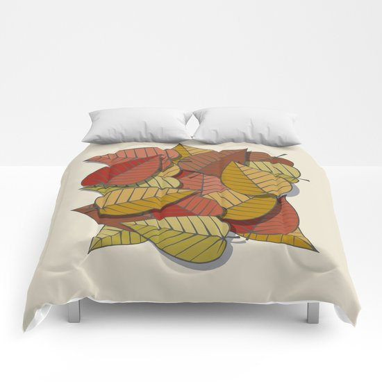 Fall Together Comforters